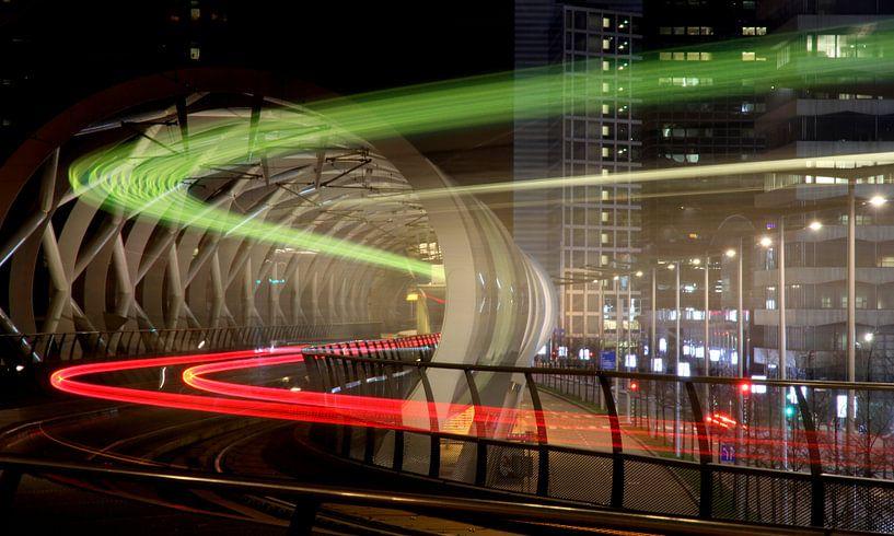 The speed of light van Dirk Jan Kralt
