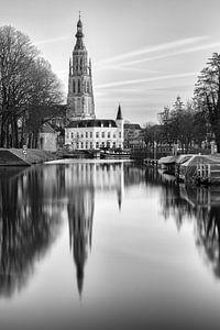 Reflectie Breda Spanjaardsgat