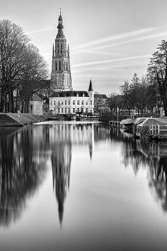 Spiegelung Breda Spanjaardsgat von JPWFoto