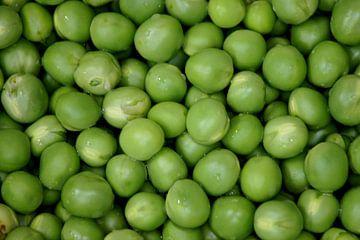 Grüne Erbsen von Niek Traas