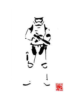 hele stormtrooper van philippe imbert
