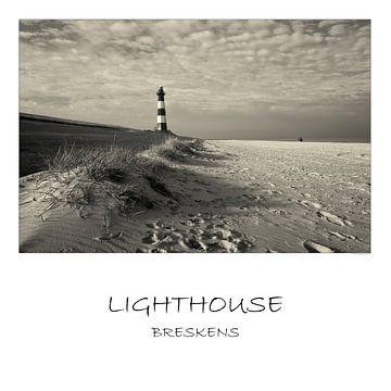 Lighthouse Breskens van Ellen Driesse
