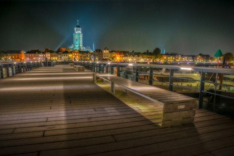 Skyline Deventer van Jeroen Weideman