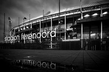 Stadion Feyenoord - De Kuip von Prachtig Rotterdam