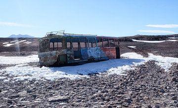 BUS IN BOLIVIEN von Vivian F