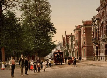 Maliebaan, Utrecht von Vintage Afbeeldingen