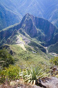 Machu Picchu van Jan Schuler