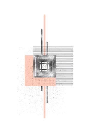 Scandinavisch ontwerp nr. 38 van Melanie Viola