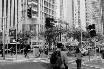 Photographie de rue, Tel-Aviv sur Inge Hogenbijl