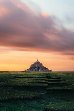 Mont Saint-Michel, Frankrijk van Tijmen Hobbel