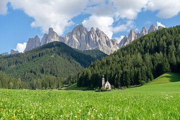 St Johann - Val di Funes - Italy