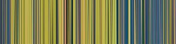 abstracte verticale strepen van eigens
