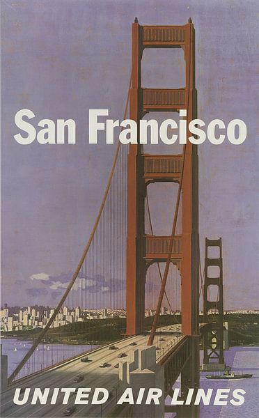 San Francisco reisposter