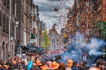 König Tag 2017 in Amsterdam von Amsterdam Photography