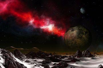 red_planet von Dirk Driesen