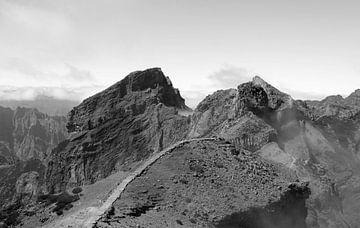 pico arieiro on madeira island van Compuinfoto .