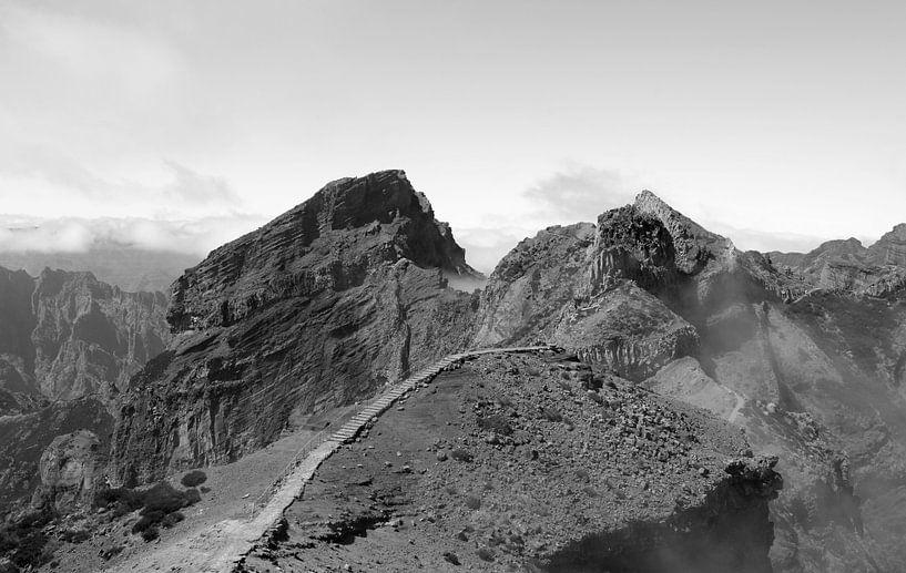 pico arieiro on madeira island sur ChrisWillemsen