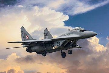Mikojan-Goerevitsj MiG-29 #3 van