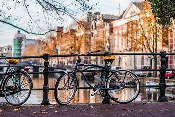Amsterdam Herfst van Angel Flores
