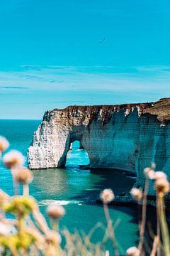 Etretat Normandie von Alex van der Aa