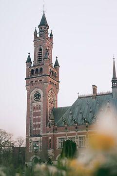 Friedenspalast Den Haag, Friedenspalast von Jonai