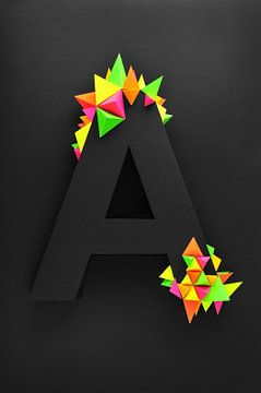 """A"" virus von Twan Van Keulen"