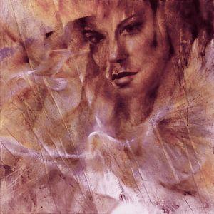 Duve, måge og Jana