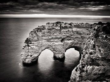 Algarve - Praia da Marinha von Alexander Voss