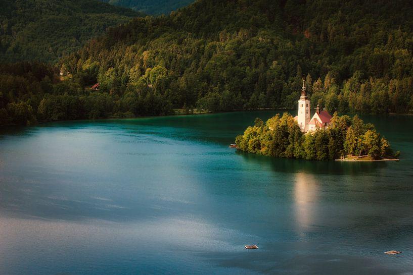Bled, Slovenië van Konstantinos Lagos