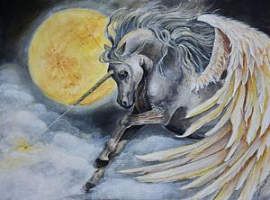Pegasus van