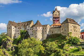 BOHEMEN, Loket kasteel van Melanie Viola