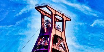 Zollverein van HGU Foto