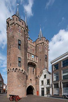 Sassenpoort Zwolle van Foto Amsterdam / Peter Bartelings