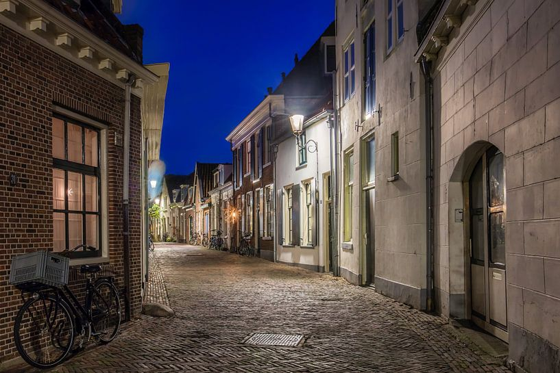 Amersfoort - Krommestraat von Bart Hendrix
