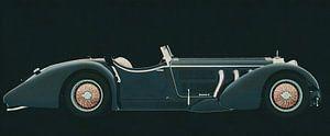 Mercedes - Benz SSK710 1930