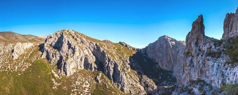 Wandeling door de kloof van Paklenica NP, Kroatië van Rietje Bulthuis