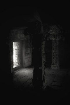 Lichte deur van Edgar Bonnet-behar