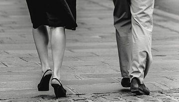 Zwartwit romance uit Parijs von Jerome Coppo