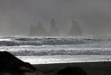 Vík, het zuidelijkst gelegen dorpje van IJsland van
