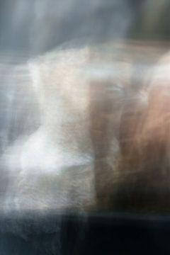 Vrouw en haar korset   Abstract van Henriëtte Mosselman