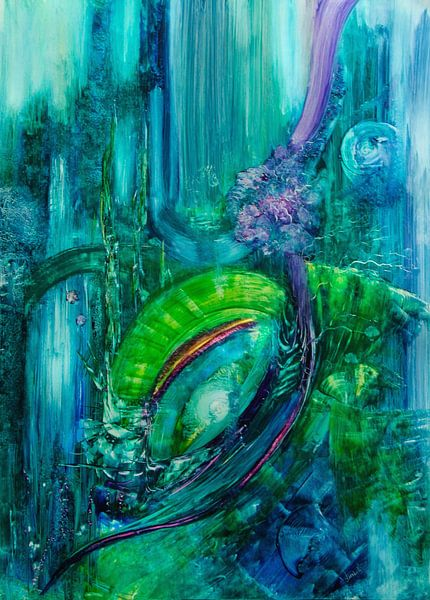 Sea of dreams von Liesbeth Vaes