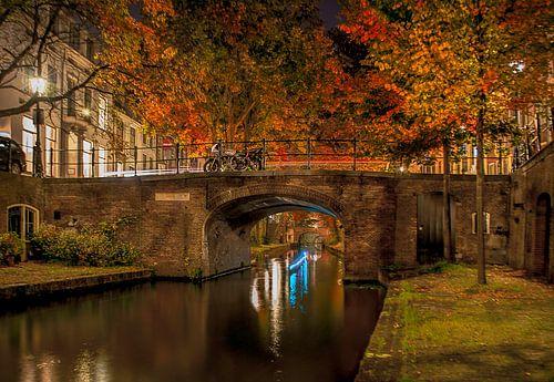 Nieuwe gracht,Utrecht. van Robin Pics
