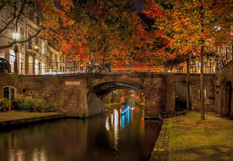 Nieuwe gracht,Utrecht. van Robin Pics (verliefd op Utrecht)