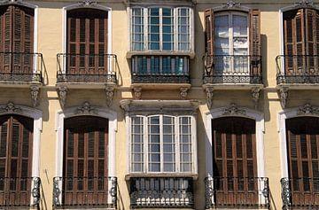 Fenêtres espagnoles sur Gert-Jan Siesling