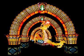 China Lights, lichtfestival van Gert Hilbink