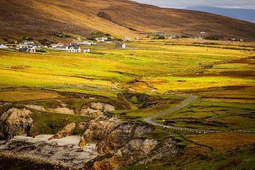 Irland - Mayo - Achill Island - Farben und Strukturen von Meleah Fotografie