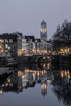 Utrecht Domtoren 1 van John Ouwens