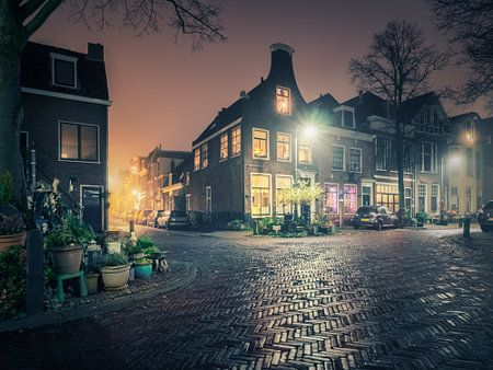 Haarlem: Gedempte Raamgracht.