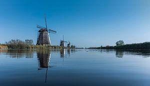 Windmill Overwaard No. 4, Kinderdijk sur