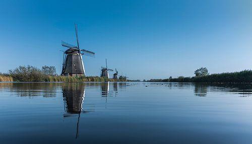 Windmolen Overwaard No. 4, Kinderdijk. van